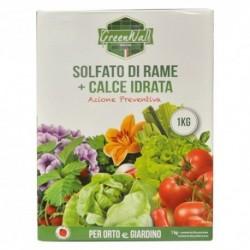 SOLFATO DI RAME CON CALCE IDRATA Kg.1