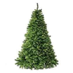 ALBERO DI NATALE 'ROYAL SLIM' h.210 cm - base 105 cm / 928 rami