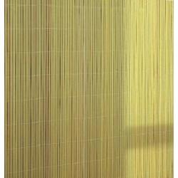 """ARELLA DOPPIA """"BAMBOO"""" IN PVC MT.1,0X3 BEIGE"""