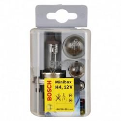 MINIBOX LAMPADINE kit 7 pezzi