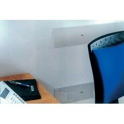 BATTISEDIE TRASP.LISCIO C/FORI CM12X80 S/VITI