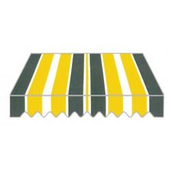 TENDA DA SOLE A CADUTA CM.300X250 TESS.P3002