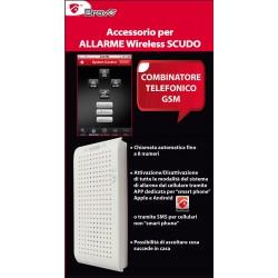 ANTIFURTO DOMESTICO-COMBINATORE GSM TELEF.