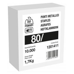 MAESTRI PUNTI ART. 80/12 (PZ.10.000) GALVA