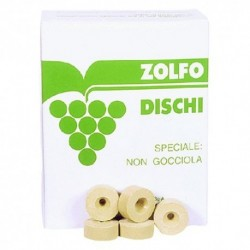 ZOLFO IN DISCHI Kg. 1 - tipo 'extra'