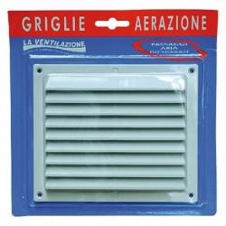 GRIGLIA AERAZIONE 'EXTRA' cm 17 x 14
