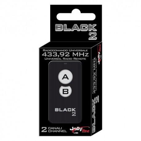 RADIOCOMANDO UNIVERSALE 'Black 4' - 4 canali
