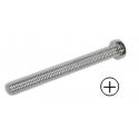 Viti Metallo Croce tc5 X 25mm Zincate 500pz