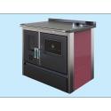 Cucina stufa Prestige 11,19 Kw -Struttura acciaio- 92x65xH85 cm