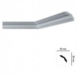 CORNICE DECORATIVA PER SOFFITTO mod. 'I750' - mm. 50x50